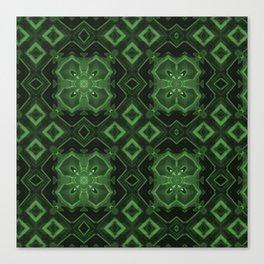 Emerald v6 Canvas Print