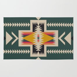 cabin in the woods Rug