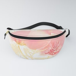 Poppies gentle Fanny Pack