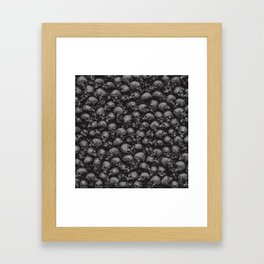 Totally Gothic Framed Art Print