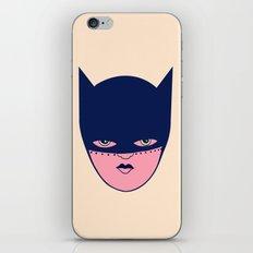 badgirl iPhone & iPod Skin