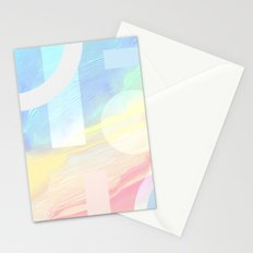 Shore Synth #2 Stationery Cards