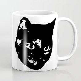 Tortoiseshell Cut-Out Coffee Mug