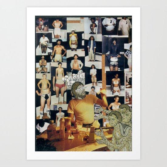 OG Gutter Alchemy Art Print