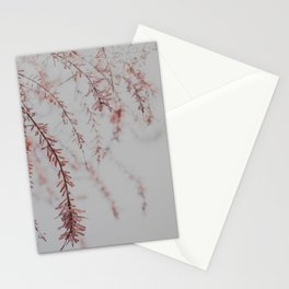 Soft Dusty Pink Lullaby Stationery Cards