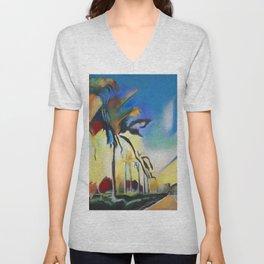 Palm Road Unisex V-Neck