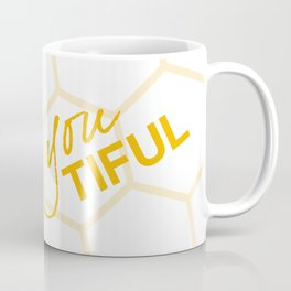 Bee You Tiful  Coffee Mug