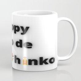 Happy Cinco de Overthinko Coffee Mug