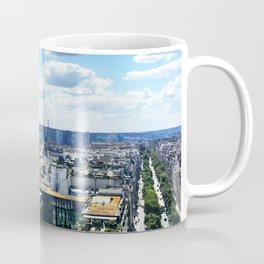 A Classic Coffee Mug