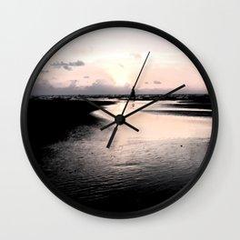 beach in goa Wall Clock