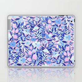 Nonchalant Blue Laptop & iPad Skin