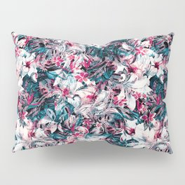 Seamless Floral And Paisley Pattern Pillow Sham