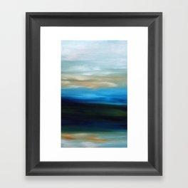 ADK Keene Valley Framed Art Print