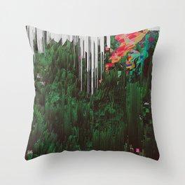 WLDLFTRL, FL Throw Pillow