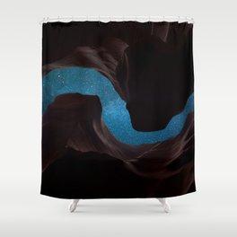 Star Canyon Shower Curtain