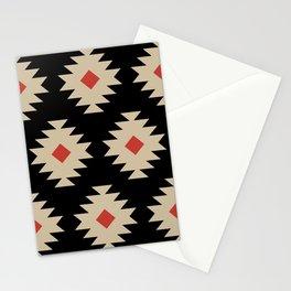 Colorful Southwestern Pattern 553 Stationery Cards