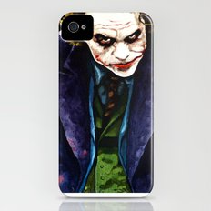 Angel Of Chaos (The Joker) iPhone (4, 4s) Slim Case