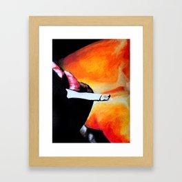 One Sixteen Framed Art Print
