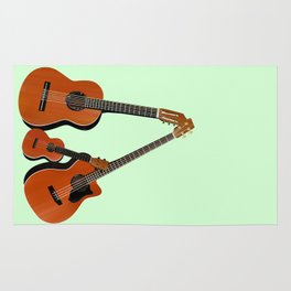 Acoustic instruments Rug