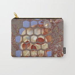 Mysterious Hive Carry-All Pouch