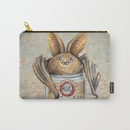 Bat Cookies Carry-All Pouch