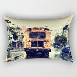 frisco kid // yellow bus Rectangular Pillow