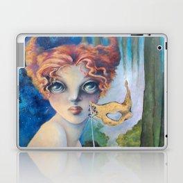 The Masquerade, Lucia Laptop & iPad Skin