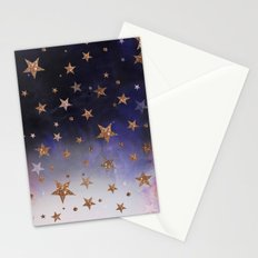 Star Clouds Stationery Cards