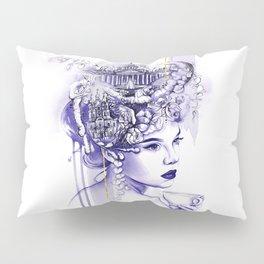 Miss Saint Petersburg Pillow Sham