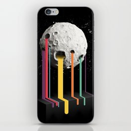 RainbowMoon iPhone Skin
