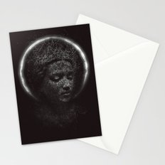 Pray for us Stationery Cards