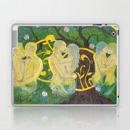 Split Aparts Laptop & iPad Skin