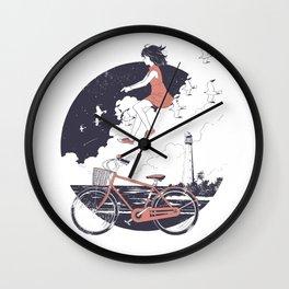Before Nightfall Wall Clock