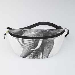 Elephant Fanny Pack