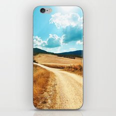 I LOVE TUSCANY iPhone & iPod Skin