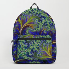 Feather Brocade #1 Backpack