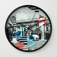 roman Wall Clocks featuring Roman Style by Marko Köppe