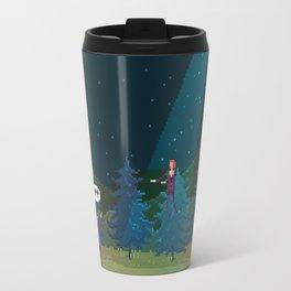 The X-Files Travel Mug
