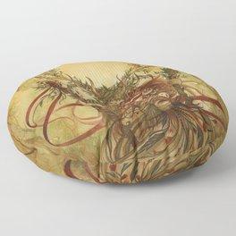 Beltane Floor Pillow