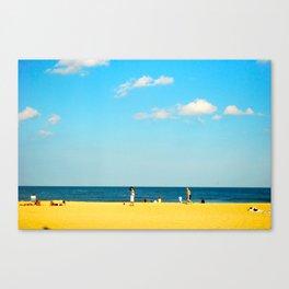 Summer of 2k9 Canvas Print