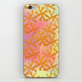 Goldflakes ... iPhone Skin