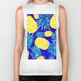 Pineapple Love Biker Tank