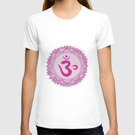 Sahasrara Crown Chakra T-shirt