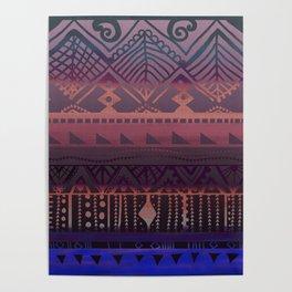 Tribal Paradise Poster
