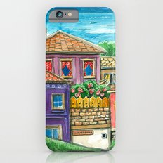 Doodle houses  Slim Case iPhone 6s