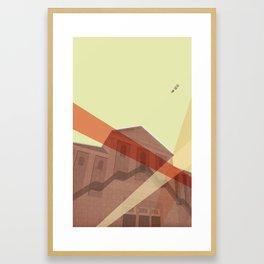Massey Hall Framed Art Print