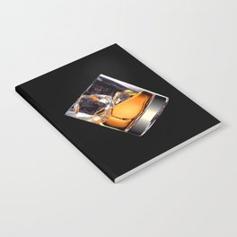 Whisky on the Rocks Notebook