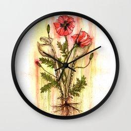 slackjaw Wall Clock