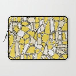 BROKEN POP lemon Laptop Sleeve