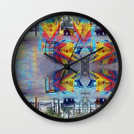 Akin to recalling, instead; understood mimicry. 10 Wall Clock